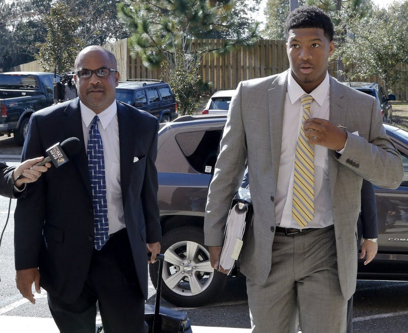 Illustration for article titled Jameis Winston Cleared of Sexual Assault Charges By FSU Conduct Board