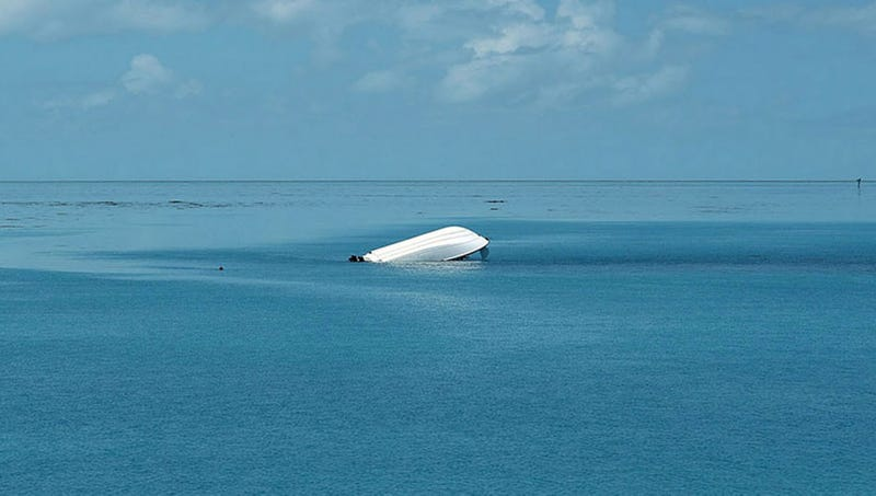 Illustration for article titled Capsizing Boat Passes U.S. In Global Quality Of Life Rankings