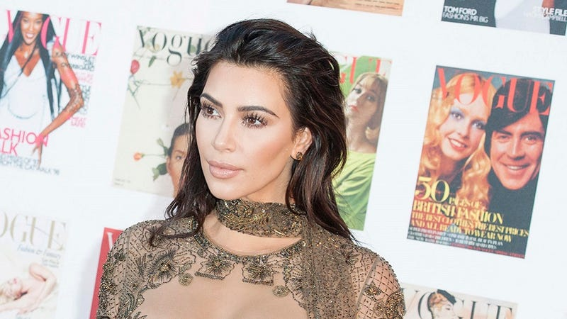 People Are Going to Freak Out Over Kim Kardashian's Latest Magazine Cover