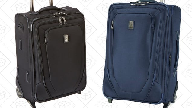 Amazon's Running a Huge Sale on Travelpro's Excellent Crew 10 Luggage