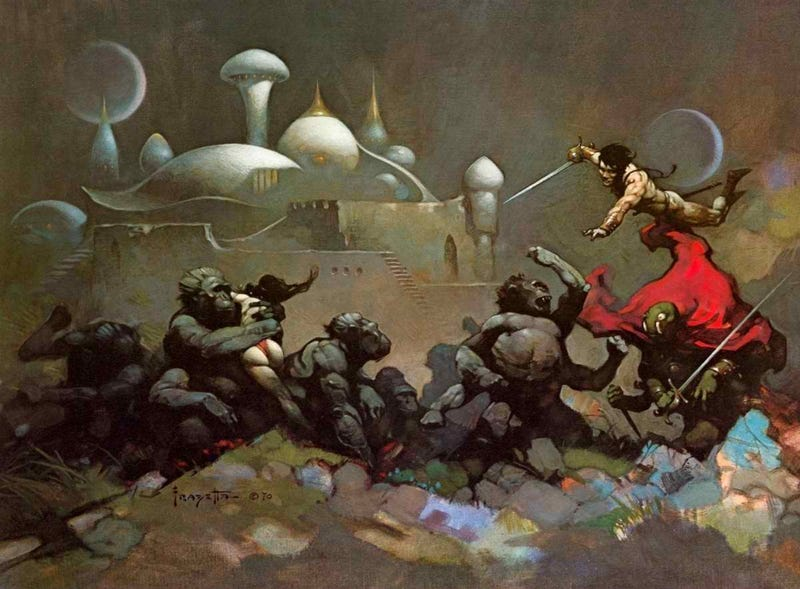 A Naked Princess And Slave Rebellions In Edgar Rice Burroughs First