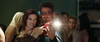 Illustration for article titled New Iron Man 2 Trailer: Soooo Worth It, Just for the Last 10 Seconds