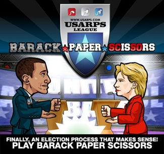 Illustration for article titled Hillary Will Play Despite The Sniper Fire