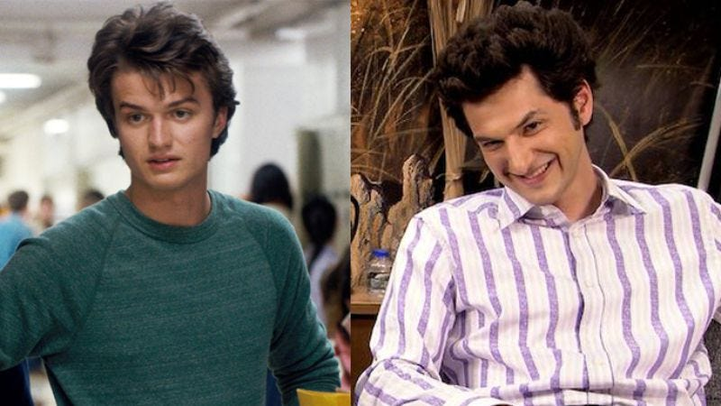 Sure, Stranger Things' Steve is Jean-Ralphio's father