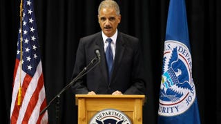 Attorney General Eric HolderAl Seib-Pool/Getty Images