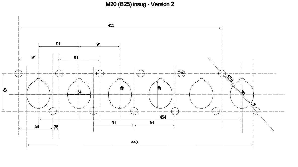 My Bmw E30 Itb Project Part 1 M30 Engine Diagram