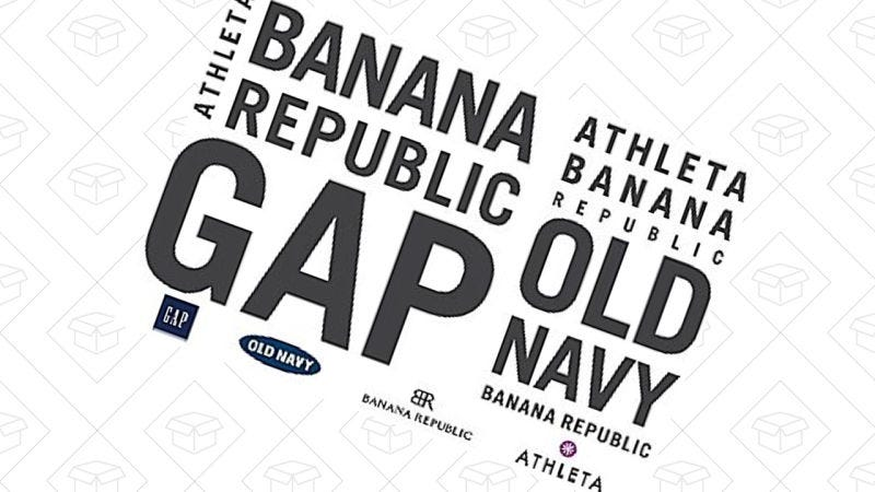 20% off GAP Options card