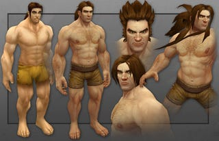 Illustration for article titled The Internet Reacts To World of Warcraft's New Dudes