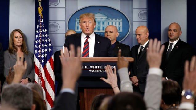 Donald Trump, Drone Expert