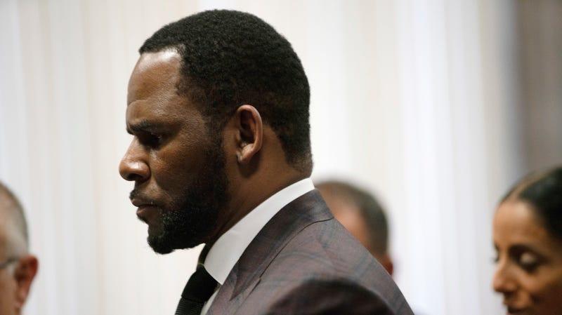 R. Kelly gearresteerd