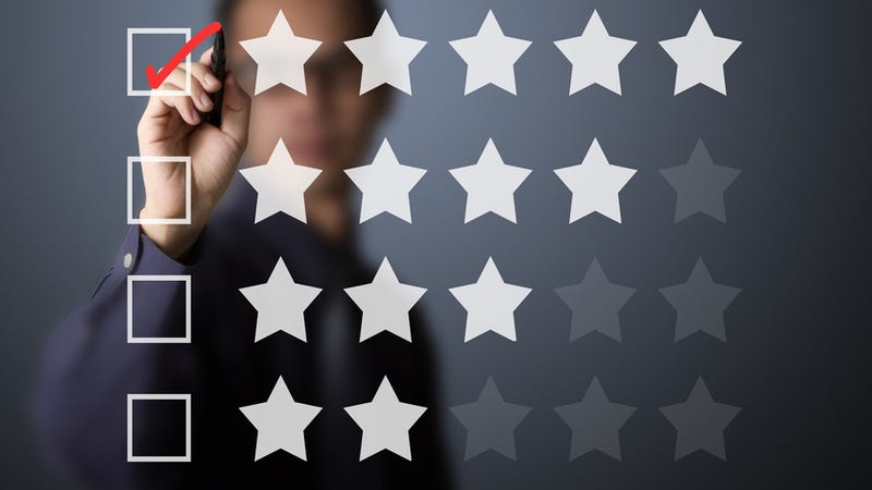 Illustration for article titled Spam Rank: The Google-Backed Research Fighting Fake Reviews