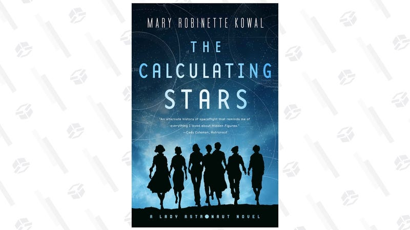 The Calculating Stars: A Lady Astronaut Novel | $3 | Amazon