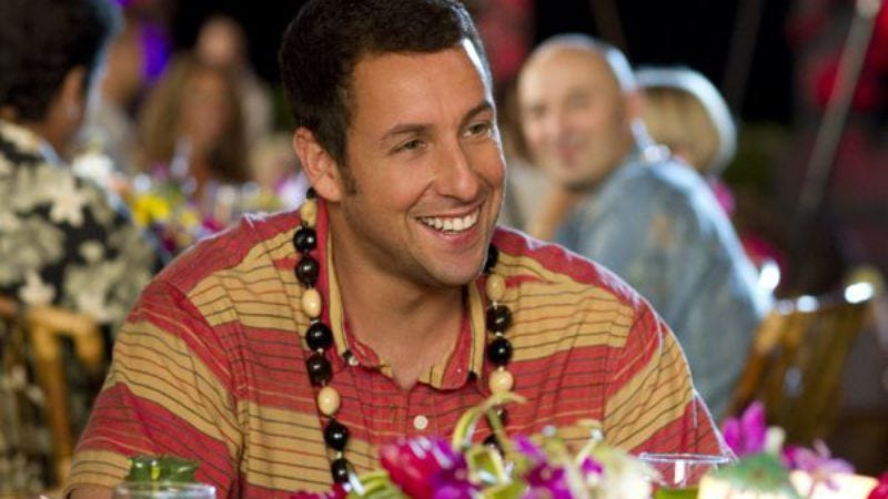 Illustration for article titled Adam Sandler to take a vacation to the '90s in next movie