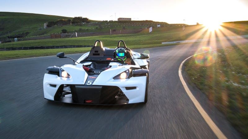 Ktm X-Bow Price >> The Ktm X Bow Comp R Is Much More Than Just A Toy