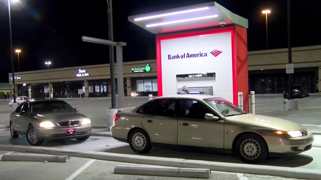 Bank Says Keep the Money After ATM Mistakenly Spits Out $100 Bills