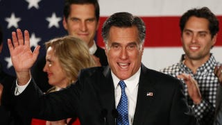 Illustration for article titled Mitt Romney Probably Unaware That 'America The Beautiful' Was Written By A Lesbian