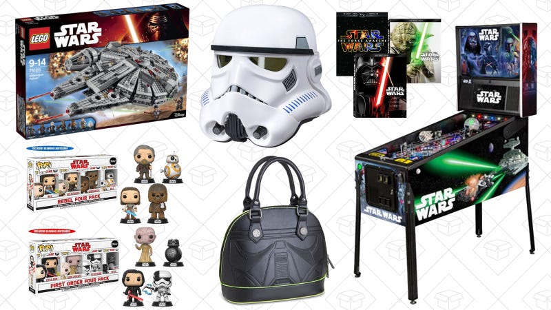 Star Wars Day deals | eBay | Extra 15% off with code PMAY4TH