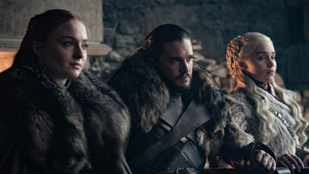 io9 Breaks Down the Growing Battle Between Sansa and Daenerys on Game of Thrones