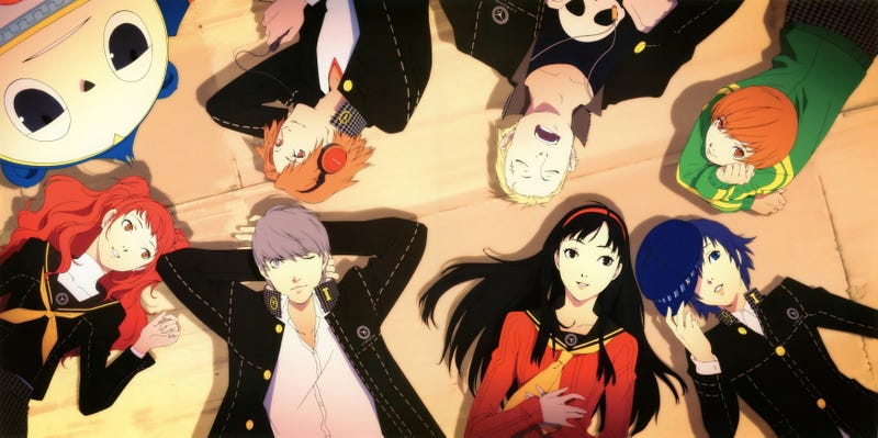 Illustration for article titled Memories of Persona 4