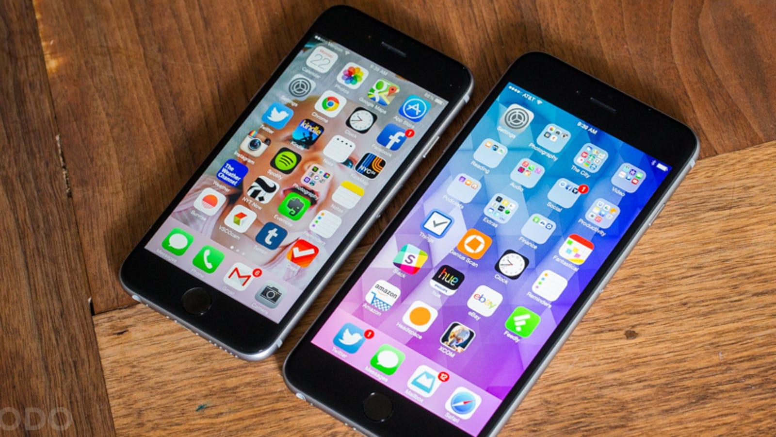 Cómo cambiar el brillo del iPhone directamente con el botón de inicio