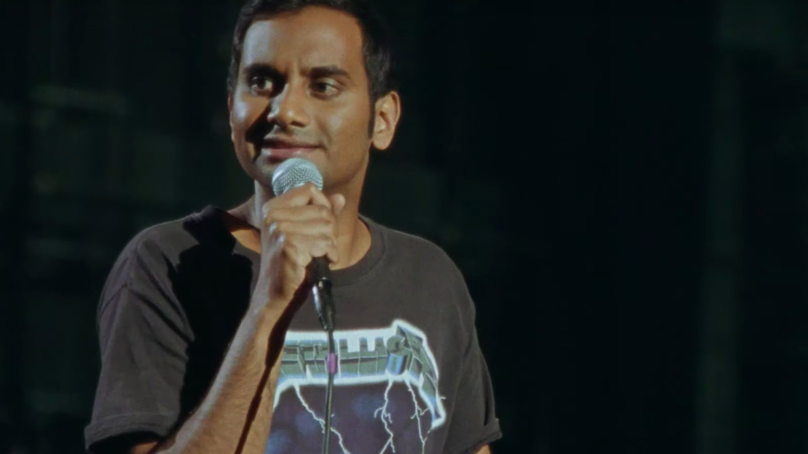 Aziz Ansari discusses Crazy Rich Asians and Simpsons Apu controversy in new Netflix standup special