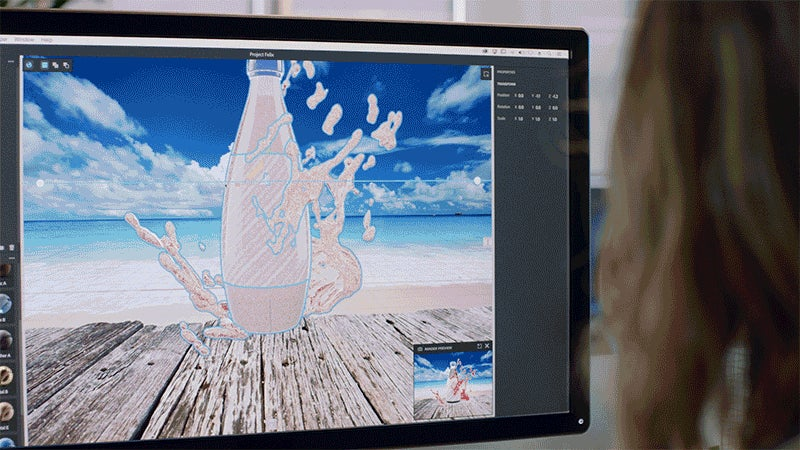 Adobe's Experimental 3D App Adds a New Dimension to Photoshop