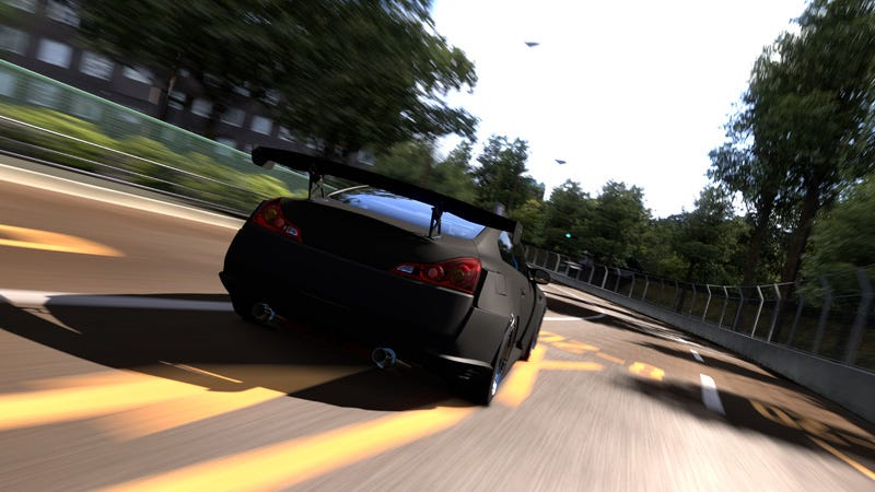 Illustration for article titled Shiny, Shiny Gran Turismo 5 Screens