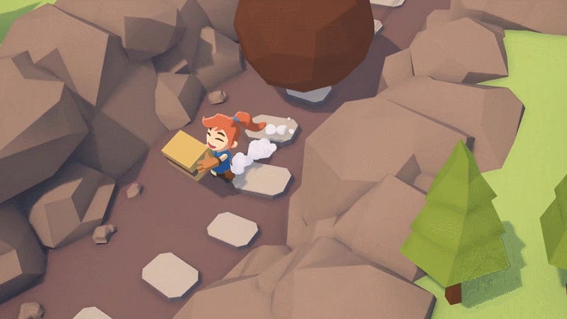 Here's A Bunch Of Cool-Looking New Indie Games