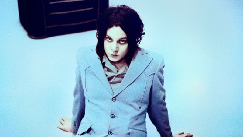 Illustration for article titled Jack White isn't like you