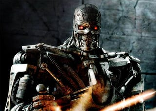 Illustration for article titled Terminator Salvation Revealed In New GamePro