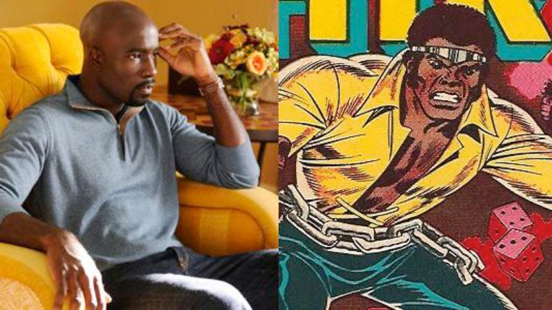 Illustration for article titled Mike Colter is officially Netflix and Marvel's Luke Cage