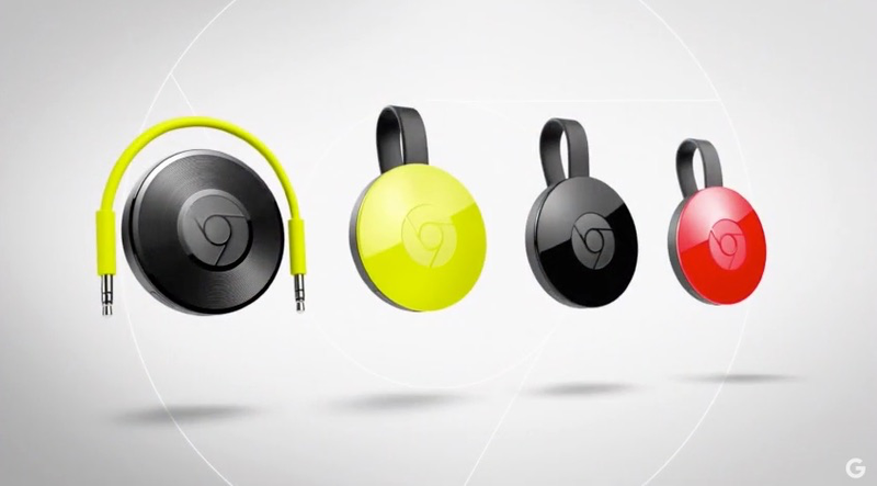 Illustration for article titled Google's Got Two New Chromecasts That Have You Covered From Music to Video