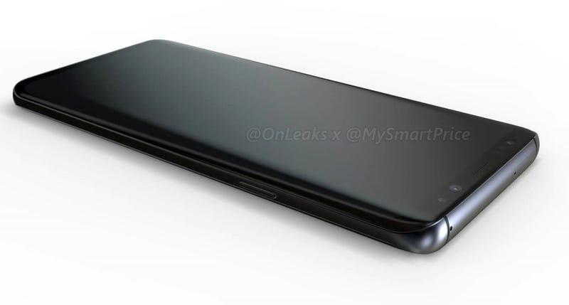 Illustration for article titled El Samsung Galaxy S9 se presentará en febrero y saldrá a la venta en marzo, según los últimos rumores