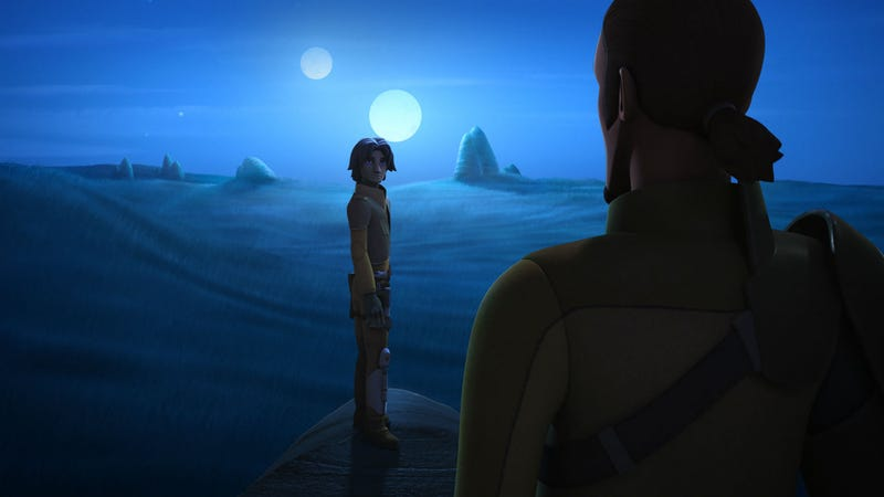 Illustration for article titled The Mystery of Ezra's Parents Is Solved On Star Wars Rebels