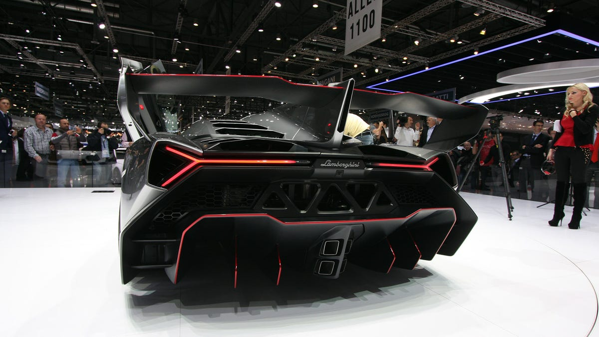 Meet The Guys Who Paid 4 Million For The Lamborghini Veneno Before