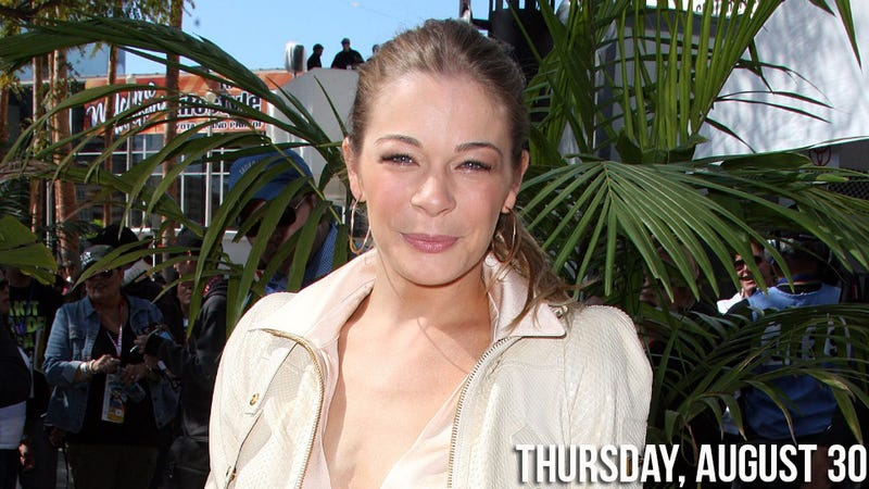 Illustration for article titled Leann Rimes Turns 30, Checks into Clinic