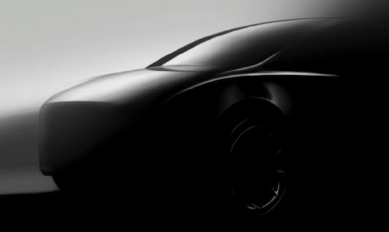 Illustration for article titled Tesla revela justo un año después la segunda imagen de su próximo auto: el Model Y