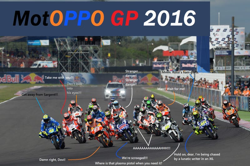 Illustration for article titled MotOPPO GP 2016: The Jordan Sargent Grand Prix at The Terminal