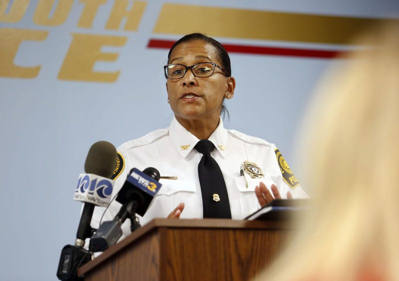 Illustration for article titled Former Portsmouth, Va., Police Chief Claims Her Forced Resignation Was Racially Motivated