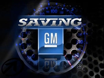 """Illustration for article titled Officially Unofficial CNBC """"Saving General Motors"""" Live-Blog"""