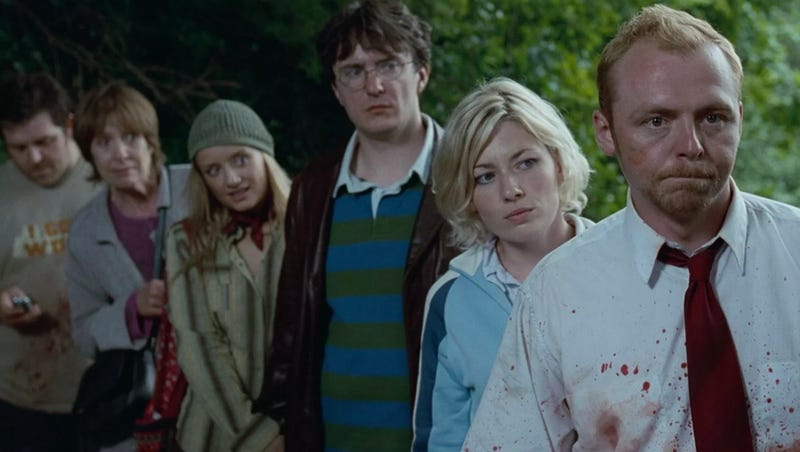 The best horror romantic comedy of all time, Shaun of the Dead, is coming to Netflix.