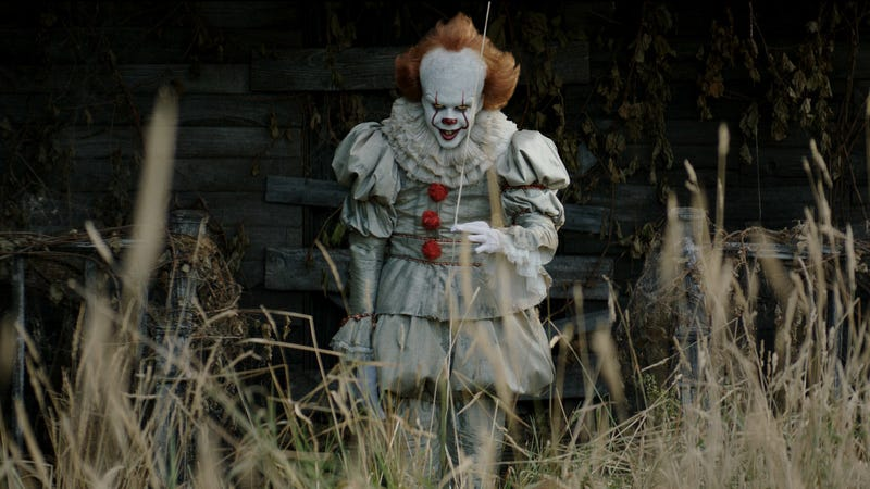 the clown in it movie