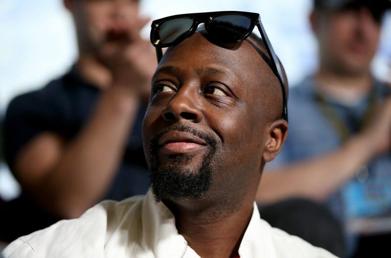Wyclef Jean Sean Gardner/Getty Images