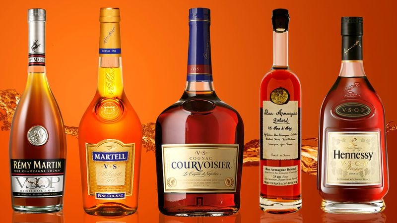 where to start with brandy the drink of aristocrats and rappers alike