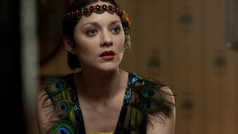 Photo: Marion Cotillard, The Immigrant