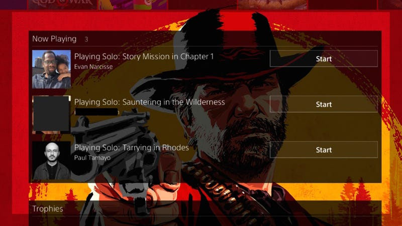 Illustration for article titled One Of My Favorite Red Dead Redemption 2 Details Exists Outside The Game