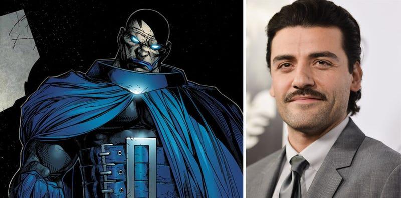 Oscar Isaac interpretará a Apocalipsis, el próximo villano de los X-Men