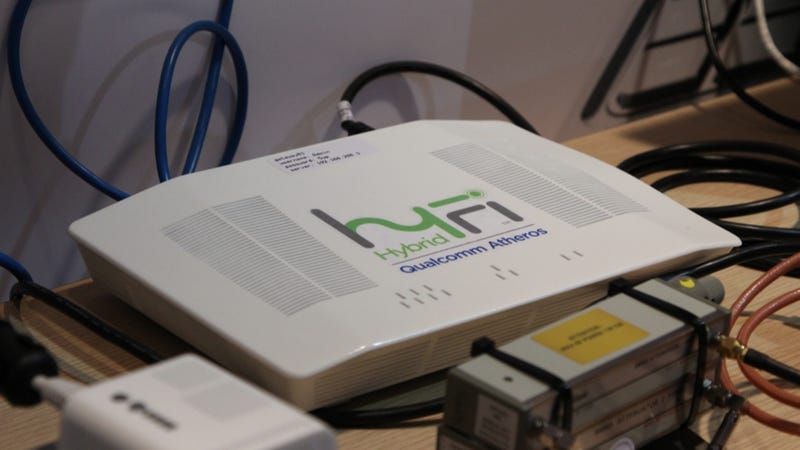 Illustration for article titled Is a Crappy Wi-Fi Signal Ruining Your Netflix Streams? Hy-Fi Routers Promise to Fix That