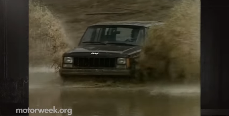 Spend Your Sunday Watching Old Motorweek Reviews Of The Jeep