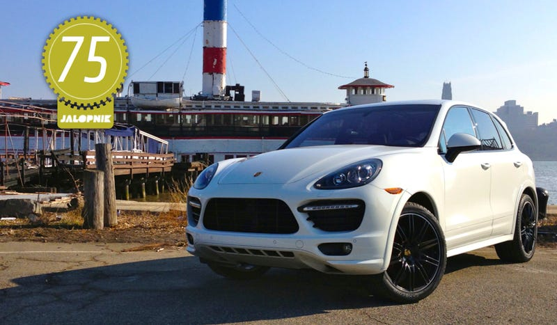 Illustration for article titled 2013 Porsche Cayenne GTS: The Jalopnik Review